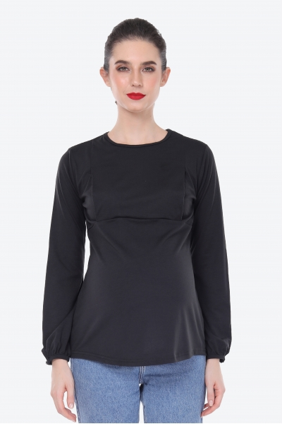 Jane Blouse In Black